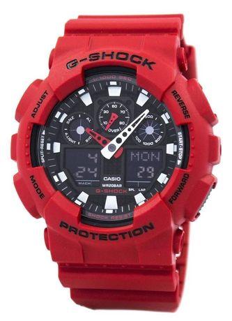 Casio G-Shock GA-100B -4AER