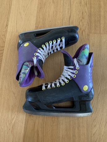 Łyżwy Hokejowe Salvo 44