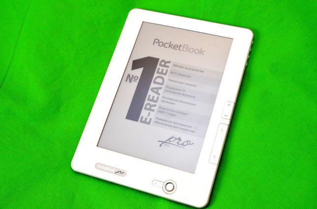 """Электронная книга 9,7"""" Pocketbook Pro читает все Форматы+Wi-Fi"""
