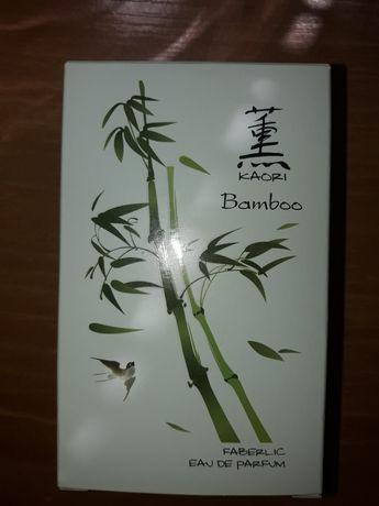 Парфюмированная вода Faberlic BAMBOO Kaori