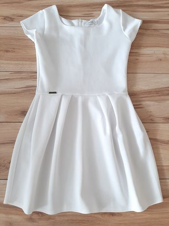 Sukienka biala S