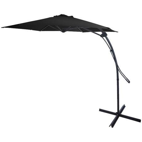 Parasol ogrodowy wiszący 3 metry