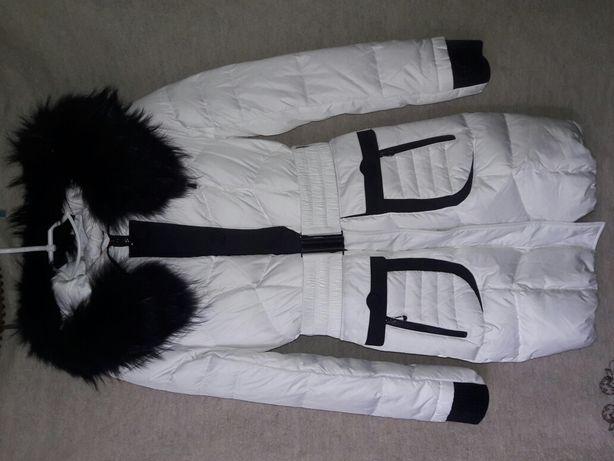 Новый пуховик на девочку. Пуховое пальто. Зимний пуховик