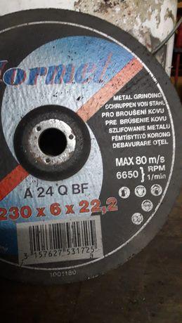 Tarcza do metalu 230 x 6 x 22,2