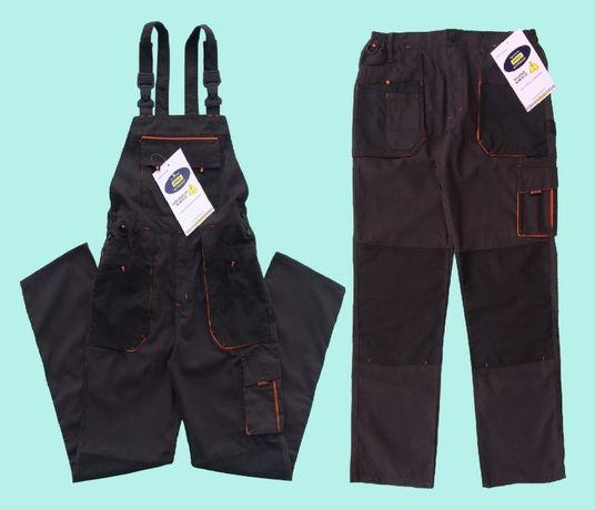 Spodnie Robocze Ochronne BHP