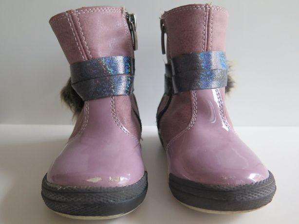 Buty dla dziewczynki 23 - Kornecki