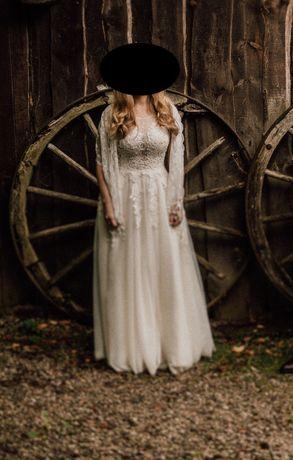 Suknia ślubna Agnes Bridal Dream 2018, model 17073T