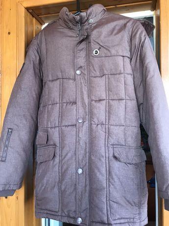 Зимняя куртка -158см/ 13 років