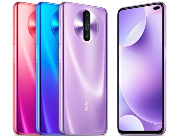 Xiaomi Redmi K30 128/256Gb Blue/Purple/Red CDMA+GSM Интертелеком!