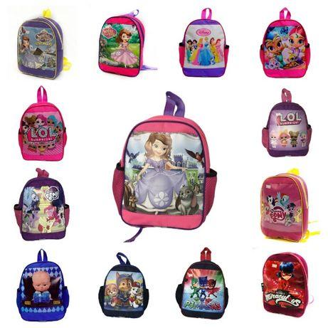 Детский дошкольный рюкзак для девочки, рюкзачек (от 2 до 10 лет) разн