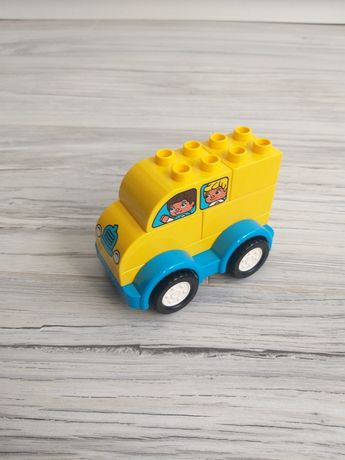 Klocki - Autobus LEGO DUPLO