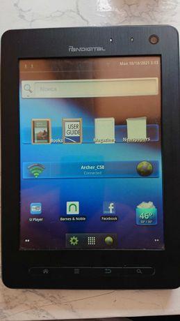 Pandigital Nova 7 Android Media Tablet and eReader планшет читалка