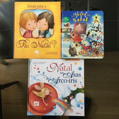PACK 3 livros infantil criança disney e outros