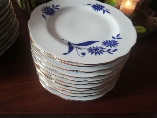 Sprzedam serwis obiadowy  ręcznie malowany Ćmielów