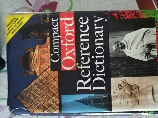 Словарь английского оксфордский