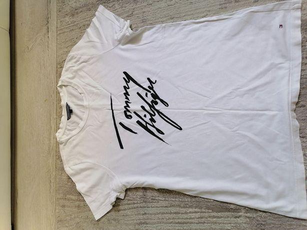 Tommy hilfiger damska koszulka r 36