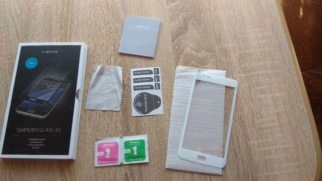 nowa folia ochronna na telefon LG K 7 kolor ramki biały