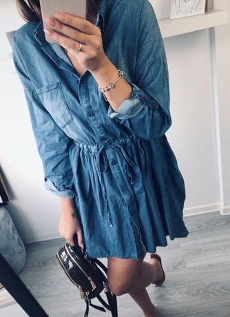 Sukienka dżins 36