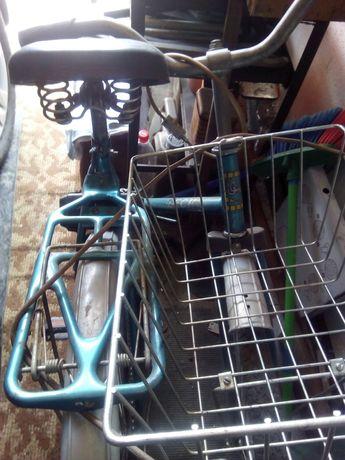 Велосипед Десна розкладний СРСР