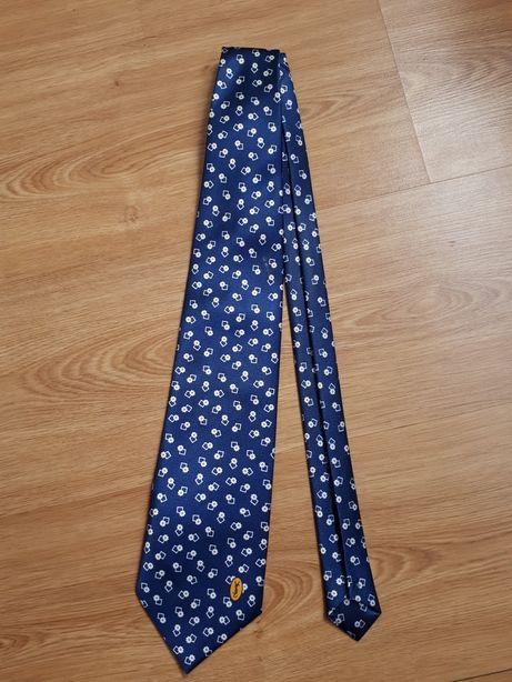 Брендова краватка Yves Saint Laurent галстук оригінал фірмовий винтаж