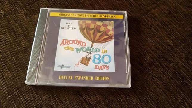 "Banda Sonora ""Around the world in 80 days"""