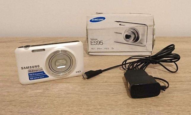 "aparat kompaktowy SAMSUNG ES95 2,7"""