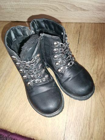 Buty dziewczęce 30