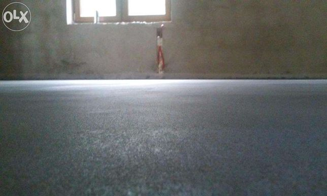 Posadzki maszynowe wylewki betonowe jastrych anhydryt Gwarancja!