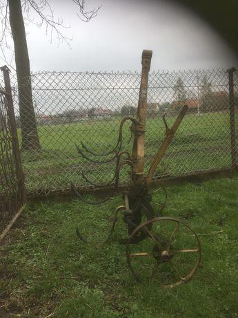 Kultywator konny rolnictwo Ozdoba ogrodu