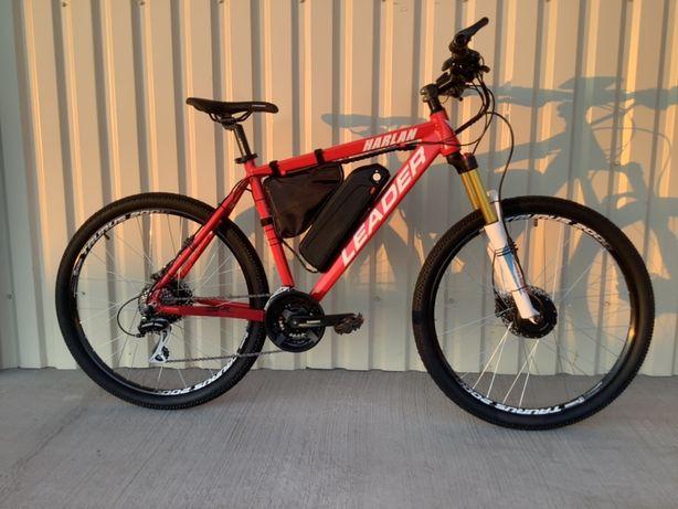 Электровелосипед полный привод 1000w. Электровелосипед с двумя мотрами