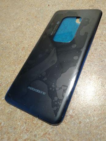 Nowy Motorola one zoom Panel tylni plecki szary