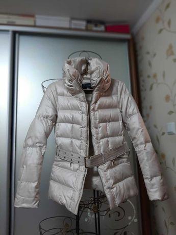 Курточка-Зимняя для модницы!