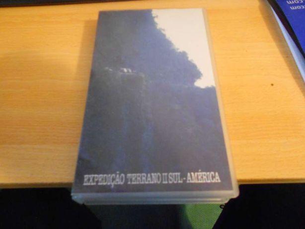 Expedição Terrano II Sul-América