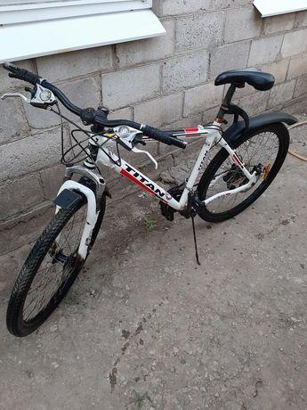 Велосипед Titan алюминиевый