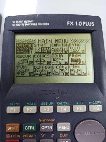 Calculadora Casio científica Fx 1.0 plus