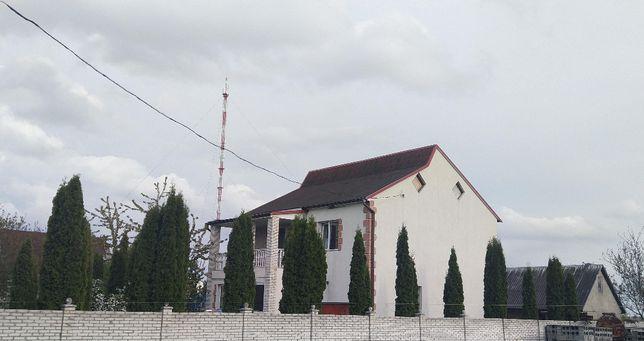 будинок Антопіль, 2006, 2 пов. цегла, перекр-панелі, 180/68/11