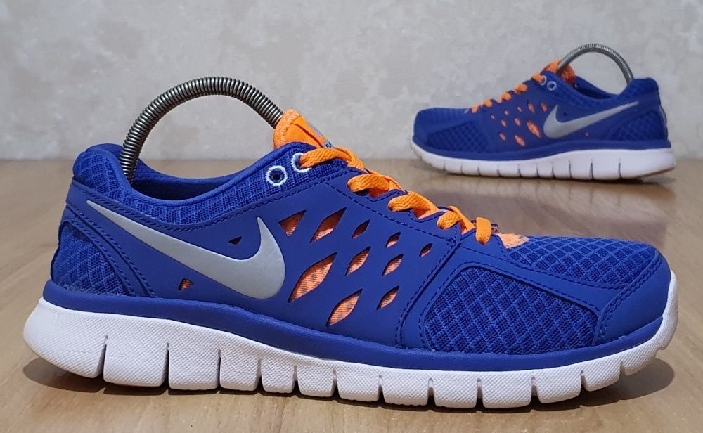 Фирменные кроссовки Nike ''Flex Run'' 39р/25,5см Харьков - изображение 1