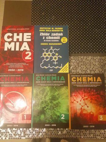 Zbiory zadań z chemii