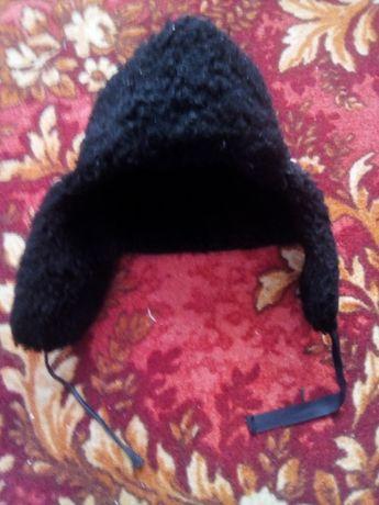 шапка ушанка на мальчика младших классов