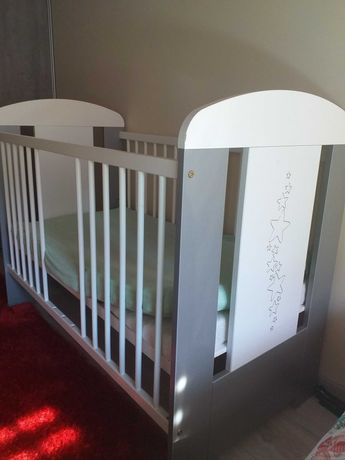 Łóżeczko dziecięce 120x60