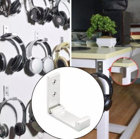 Suporte de parede para comando e headphones