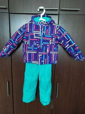 Куртка, фліска і напівкомбінезон дитячі зимові Columbia