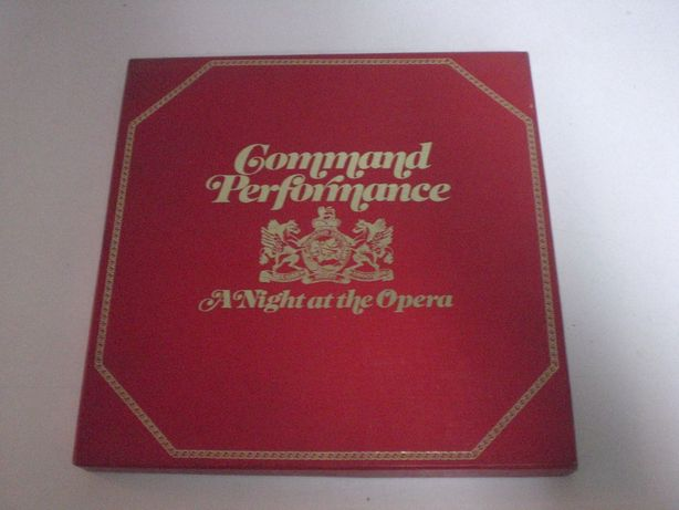 Command Performance *A Night at The Opera*
