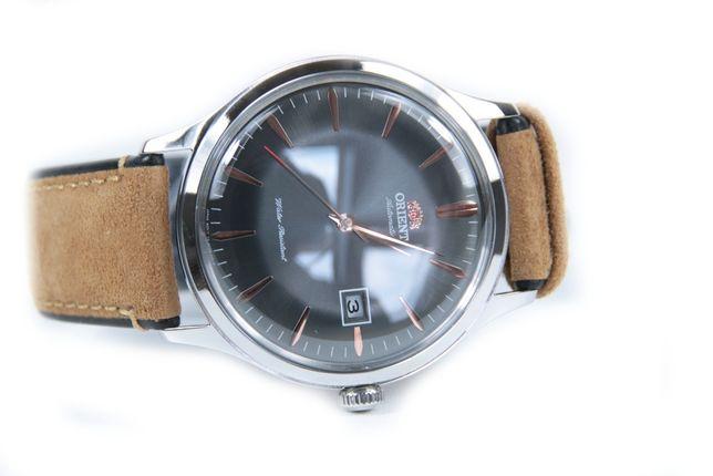 Męski zegarek ORIENT FAC08003A0 Bambino v4 nowy gwarancja