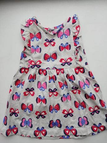 Платье для девочки carter's,картерс 9 м