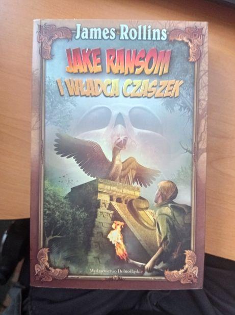 Jake Ransom i Władca Czaszek