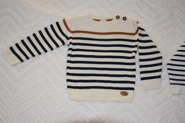 Sweterek H&M rozm.92