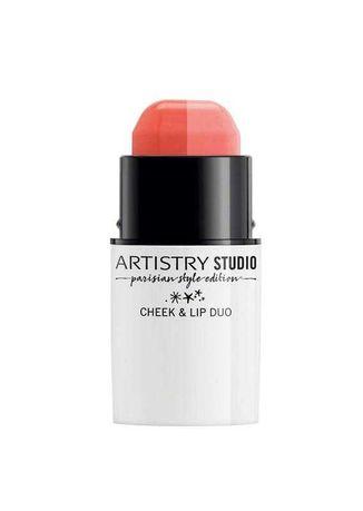 Румяна и помада для губ 2-в-1 Parisian Style,Artistry Studio, Amway