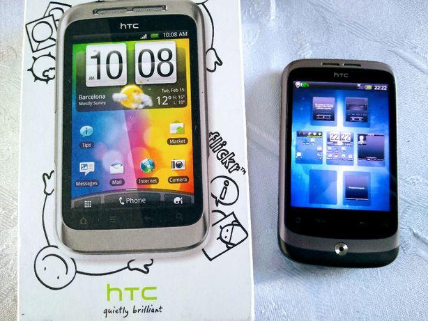 HTC Wildfire S +usb ładowarka