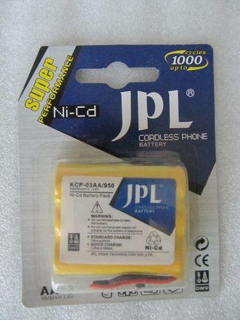 Аккумулятор JPL для радиотелефонов Ni-Cd, 3.6В, новый
